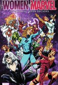 Women of Marvel: Celebrating Seven Decades Poster Book #1 cover