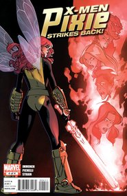 X-Men: Pixie Strikes Back (2009) #4