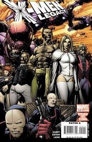 X-Men Legacy (2008) #210 cover