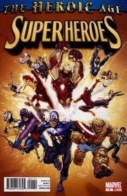 The Heroic Age: Super Heroes (2010) #1