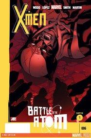 X-Men (2013) #6 cover