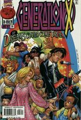 Generation X (1994) #28 cover
