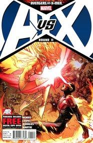 Avengers Vs. X-Men (2012) #11 cover