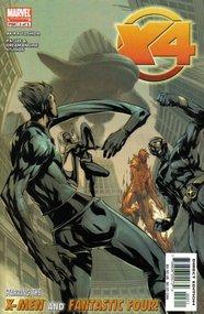 X-Men/Fantastic Four (2004) #3