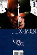 Civil War: X-Men  (2006) #1 cover