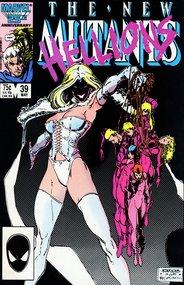 New Mutants (1983) #39