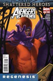 Avengers Academy (2010) #22