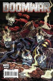 Doomwar (2010) #1