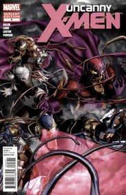 Uncanny X-Men (2011) #5