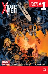 Uncanny X-Men (2013) #19 Cover