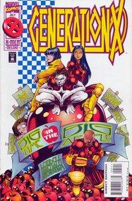 Generation X (1994) #5