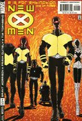 New X-Men (2001) #114 cover
