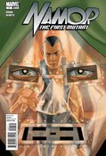 Namor: The First Mutant (2010) #7 cover