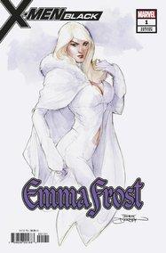 X-Men Black: Emma Frost (2018) #1 Dodson Variant
