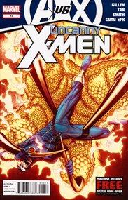 Uncanny X-Men (2012) #13 cover