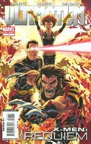Ultimatum: X-Men Requiem (2009) #1