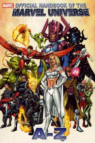 Official Handbook Of The Marvel Universe A-Z (2008) (2008) #4