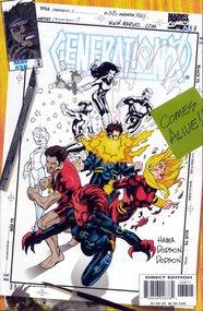 Generation X (1994) #38