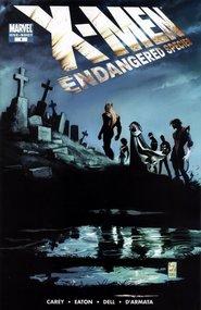 X-Men Endangered Species (2007) #1
