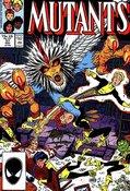 New Mutants (1983) #57 cover