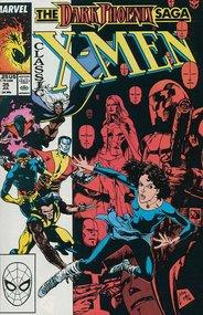 Classic X-Men (1986) #35