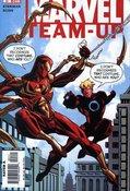 Marvel Team-Up (2004) #21 cover