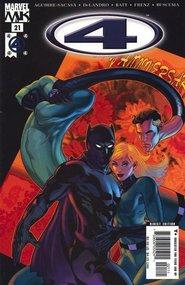 Marvel Knights: 4 (2004) #21