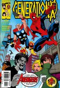 Generation X (1994) #59 cover