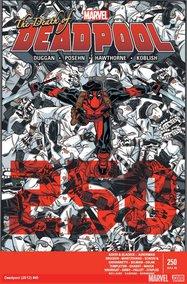 Deadpool (2012) #45