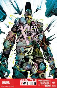 X-Men Legacy (2012) #23 cover