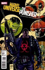 Marvel Universe Vs. the Punisher (2010) #1 cover