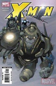 X-Men (2004) #186