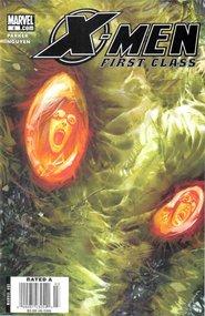 X-Men: First Class (2007) #8