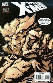 Young X-Men (2008) #7