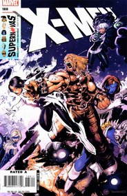X-Men (1991) #188