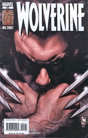 Wolverine (2003) #55 cover