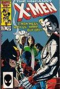 Uncanny X-Men (1963) #210 cover