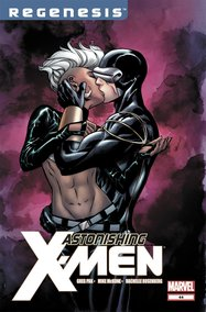 Astonishing X-Men (2004) #44