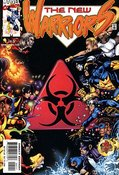 New Warriors (1999) #5 cover