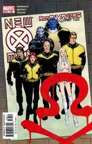 New X-Men (2001) #136