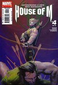 House of M (2005) #4 cover