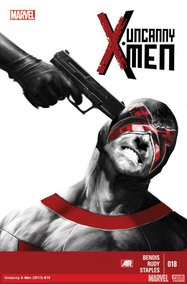 Uncanny X-Men (2013) #18