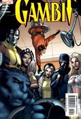 Gambit (2004) #10 cover