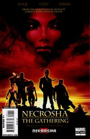 X Necrosha: The Gathering (2009) #1