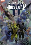 Secrets Of The House Of M (2005) #1 cover
