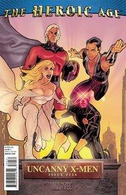 Uncanny X-Men (1963) #524