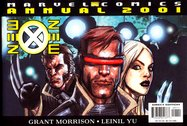 New X-Men Annual (2001) #1
