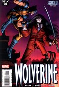 Wolverine (2003) #30 cover