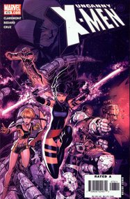 Uncanny X-Men (1963) #473