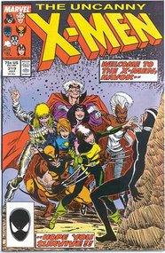 Uncanny X-Men (1963) #219